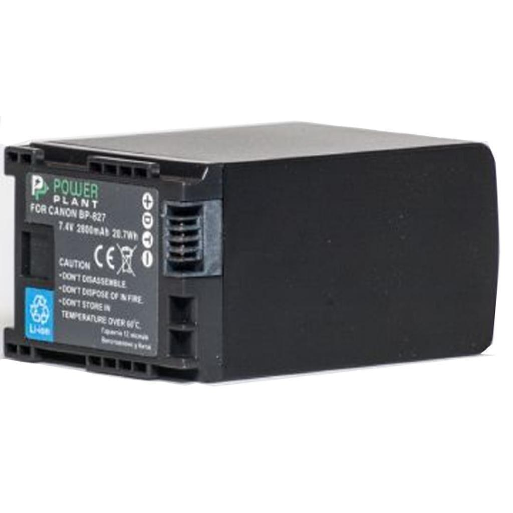 Аккумулятор к фото/видео PowerPlant Canon BP-827 Chip (DV00DV1262), фото 1