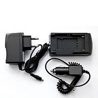 Зарядное устройство для фото PowerPlant Olympus Li-40B, Li-42B, Casio NP-20, EN-EL8, KLIK-7000, NP-F (DV00DV2912)