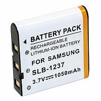 Аккумулятор к фото/видео EXTRADIGITAL Samsung SLB-1237 (DV00DV1104), фото 1
