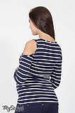Лонгслив для беременных и кормящих Nadina NR-18.021, фото 4