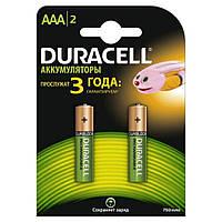 Аккумулятор Duracell AAA HR03 750mAh * 2 (5000394038769 / 81472315)