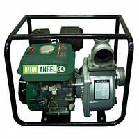 Мотопомпа для чистой воды IRON ANGEL WPG 80