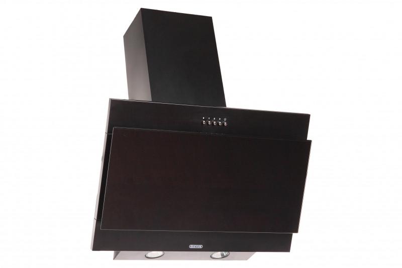 Кухонная вытяжка Eleyus Лана А 700 BL / 60 (черная)