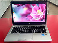 "Ноутбук HP EliteBook Folio 9470m  14"" Intel Core i5 1.8 GHz 4 GB RAM 500 GB HDD Silver Б/У"