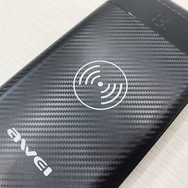 PowerBank Awei 10000 mAh P55K, фото 3