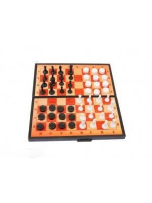 Шахматы 3 в 1 (шаш.+нарды+шахм.) Максимус /30/, фото 2