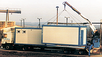 Кран-манипулятор HYVA Kennis 20.000-R