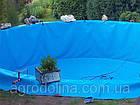 Плівка для водойм Akwen ( 500 мкм), 6м ширина Marma Польща, фото 6