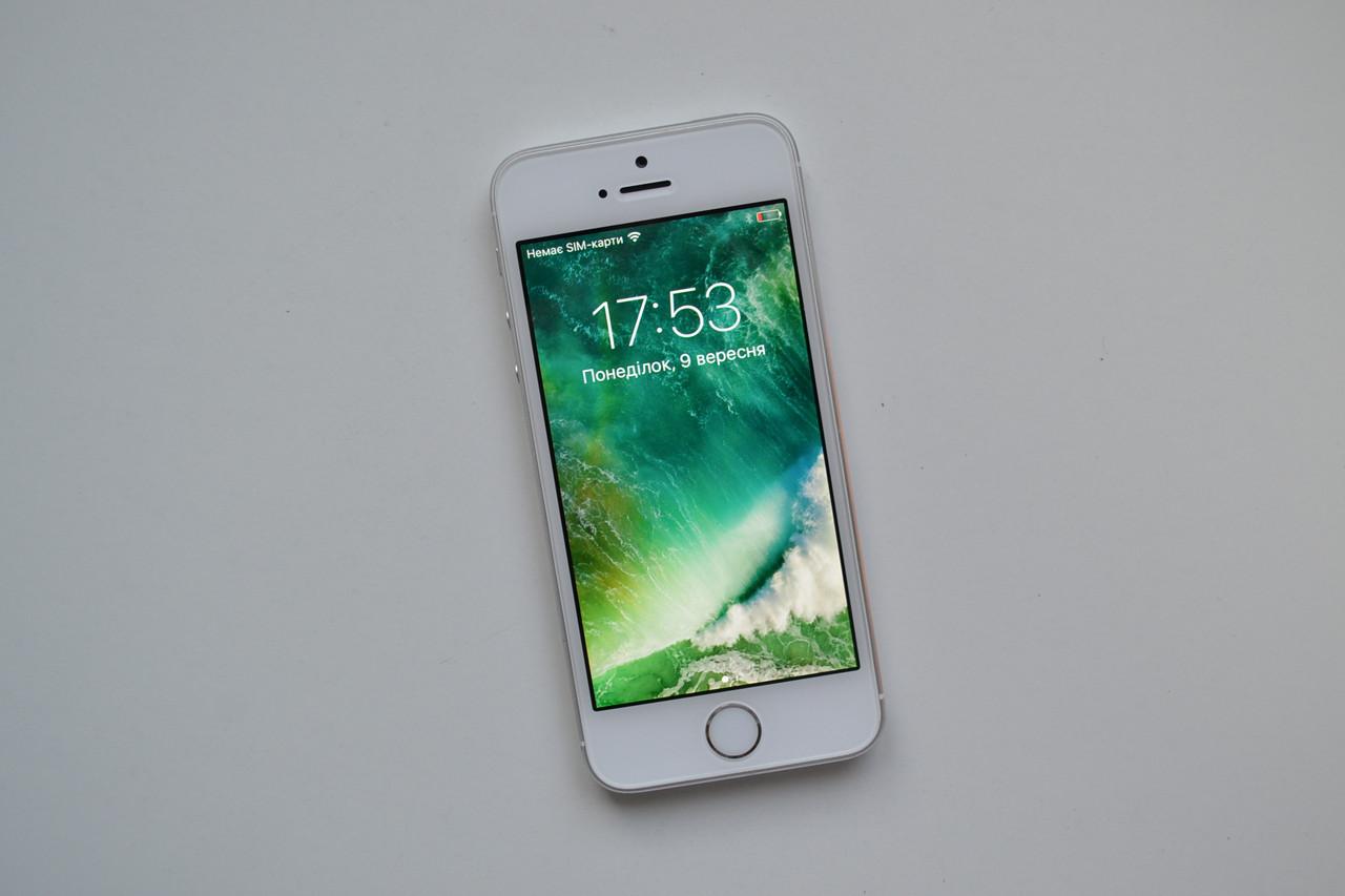 Apple Iphone 5s 16Gb Silver Оригинал!