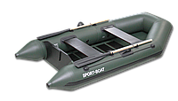 Надувная моторная лодка Discovery DM 260 S