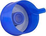 Пробка для бутыли 03-01 (синяя), фото 2