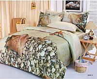 Комплект постельного белья Le Vele Deniz сатин 220-200 см