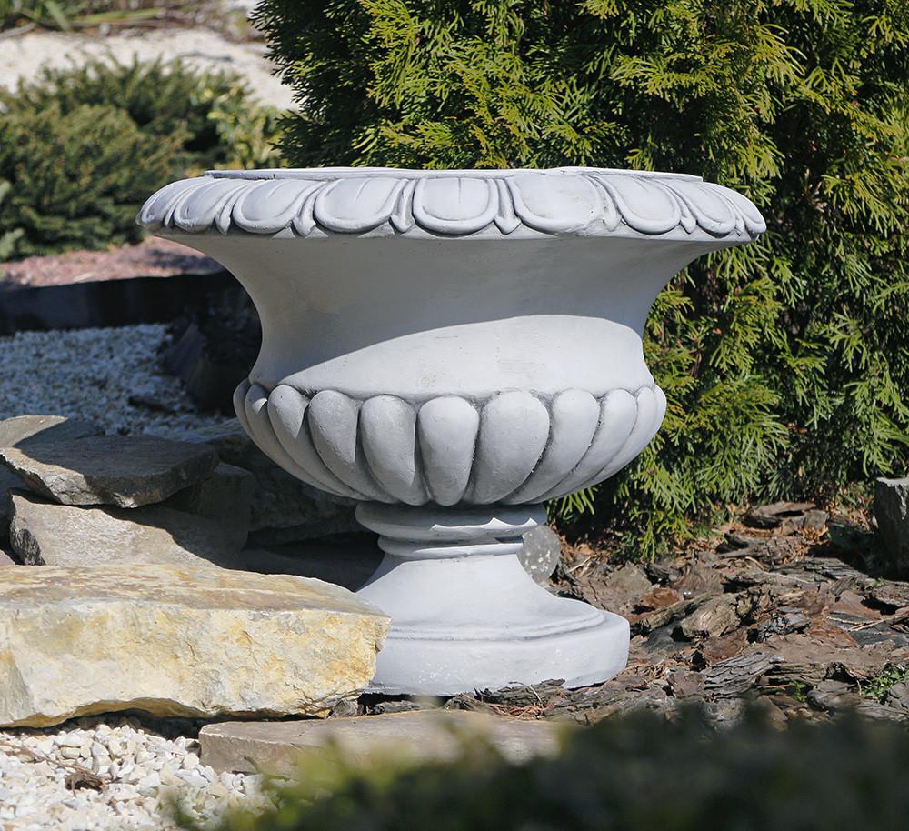 Садовая фигура скульптура для сада Садовый цветочный вазон горшок для цветов 50×50x39см SS12139-16
