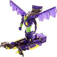 Машинка-трансформер Мекард Экс Джамбо Делюкс. Mecard Ex Jumbo, Mattel. Оригинал из США