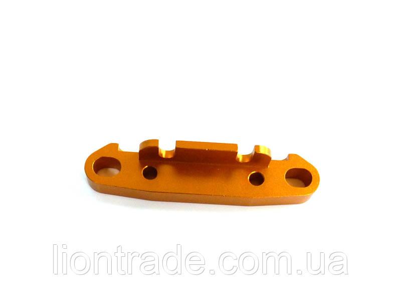 Alum Rear Susp Hinge Pin Holder 1P (Gold)