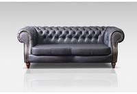 Кожаный диван chesterfield,кожаная мебель,шкіряні меблі