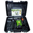 Перфоратор бочкової ProCraft BH-1700 + Болгарка Procraft PW 125 1100, фото 6