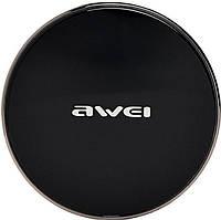 Беспроводное зарядное устройство AWEI W3 Wireless Charger Black