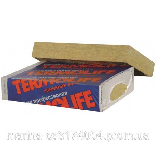 ТЛ/135пл ЕКО Фасад Минеральная вата (1000*600* 50)уп.012м3\2,4мм.кв