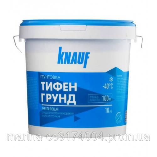 Грунтовка Knauf ТИФЕНГРУНТ, 10 кг