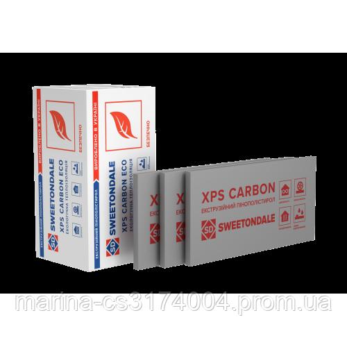 Экструзионный пенополистирол CARBON ECO 1180*580*50 (8 листов в уп.), шт
