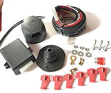 Модуль согласования фаркопа для Jeep Grand Cherokee WK2 (c 2010 --) Unikit 1L. Hak-System