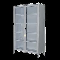 Медицинский шкаф двустворчатый ШМ-2
