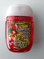 Антибактериальный гель для рук Bath&Body Works Champagne Apple&Honey