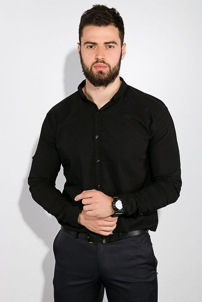 Рубашка 511F013 (Черный)