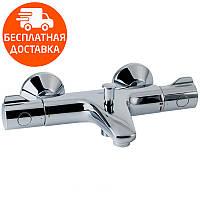 Смеситель для ванны термостатический Grohe Grohtherm 800 34567000 хром