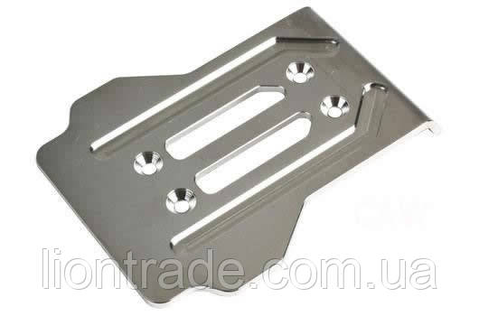 Team Magic CNC Machined Stainless Chassis Guard Rear