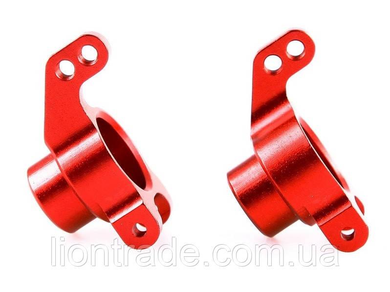 Задние кулаки LC Racing 2шт для моделей 1/14 металл (LC-6084)