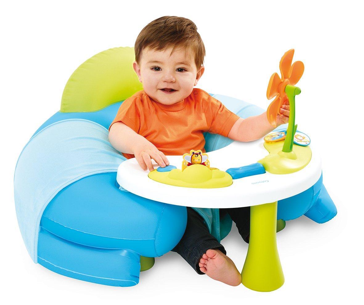 Зручне дитяче сидіння Smoby - 110210 - Cotoons Cosy Seat Bleu