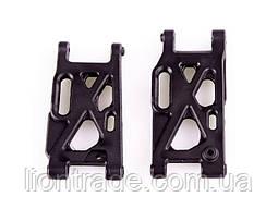Рычаги передний и задний LC Racing 2шт для моделей 1/14 (LC-6118)
