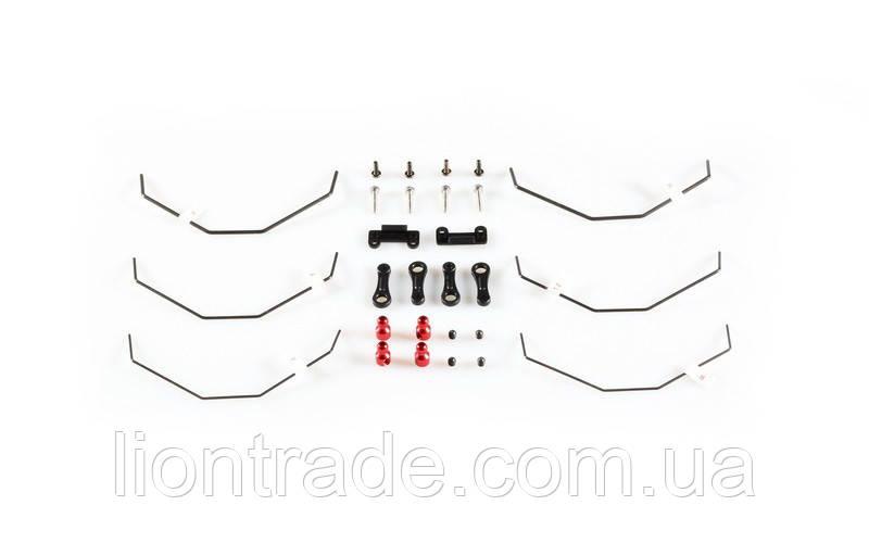 Стабилизатор поперечной устойчивости LC Racing 1/14 комплект(LC-6134)