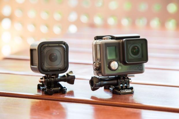 Долгожданные новинки от  GoPro - HERO4 Session и HERО+LCD уже доступны под заказ!