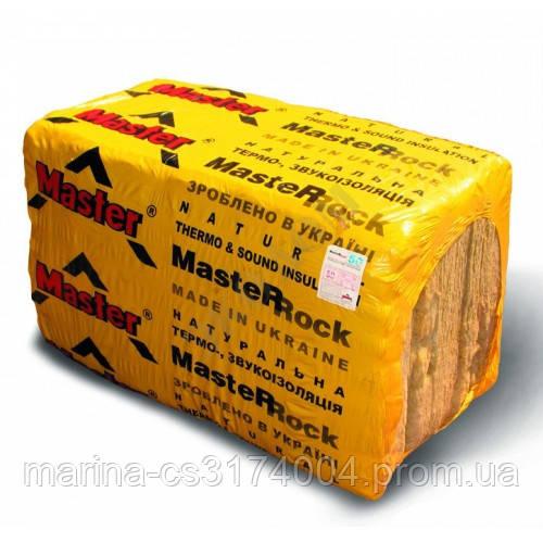 MASTER-ROK 30 Минераловатна плита  50 мм В с(10 шт), (1000ммХ600мм), 6м.кв., уп