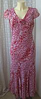 Платье женское легкое летнее элегантное макси бренд Per Una р.46-48