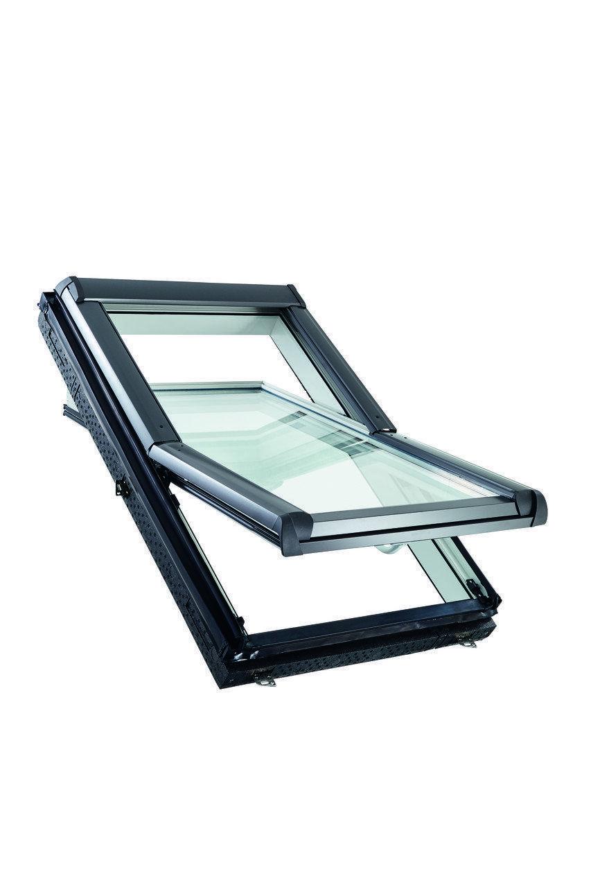 Вікно мансардне Roto Designo WDF R48H WD, Мансардное окно Roto Designo WDF R48H WD