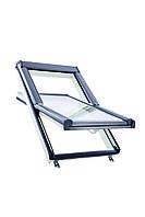 Вікно мансардне Roto Designo WDF R48K WD, Мансардное окно Roto Designo WDF R48K WD 114x140
