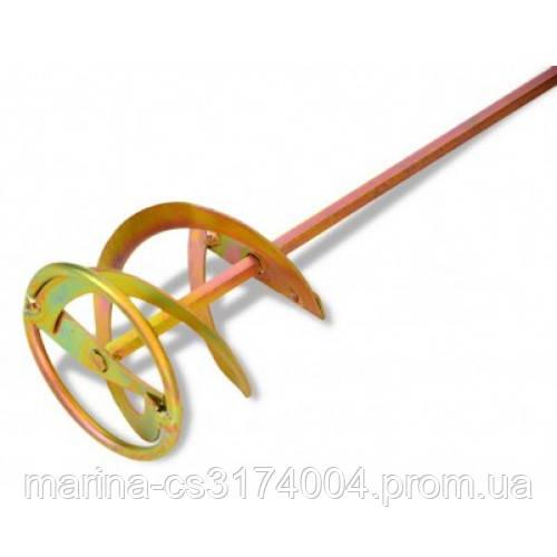 Міксер 80 мм, 5-10 кг (09-050) дріль для штукатурки , тип С