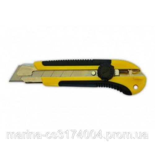 Ніж 25 мм (13-310) універсальний з оберт.фіксатором