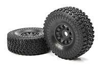 Team Magic Mounted Tires (2)