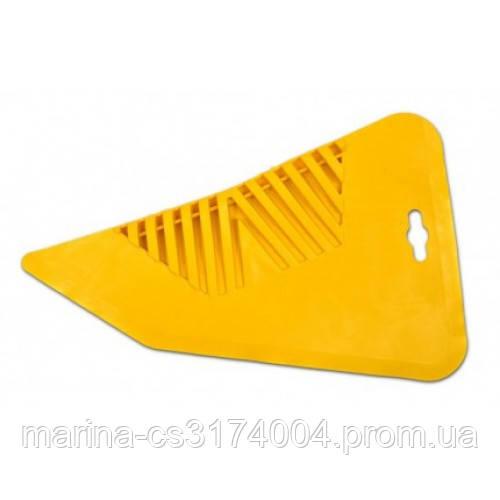 Шпатель (05-750) притискний д/розгладження шпалер FAVORIT