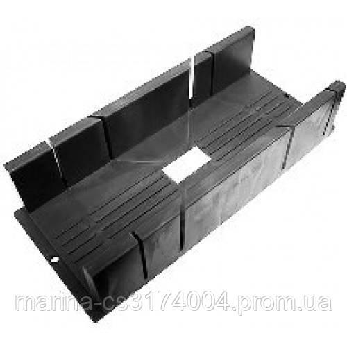 Стусло 310х70х100 мм (41-421) без пилки пластикове Україна