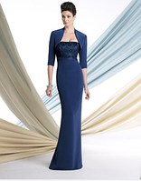 Платье с болеро   - Adalyn