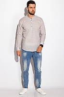 Рубашка 511F050 (Светло-серый), фото 1