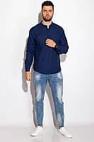 Рубашка 511F050 (Синий), фото 1