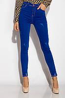 Джинсы женские модель Slim Fit, фото 1