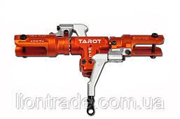 Голова основного ротора Tarot 500 DFC оранжевая (TL50900-02)